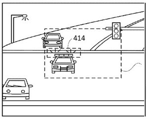 A recently published patent shows that self-driving cars will be able to recognize emergency vehicles by their sirens. (Photo/Google Inc.)