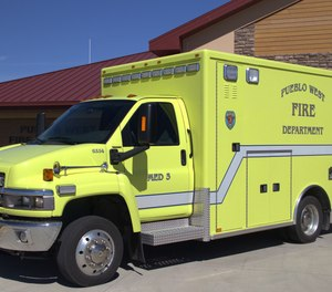 The Pueblo West Fire Department has received a grant from the Pueblo West Women's League to purchase software that will help speed up care for patients with cardiac issues.