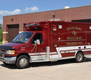The South Shore Fire Department is proposing an increase in ambulance fees, including an increase in the mileage fee from $5 to $25 per mile.