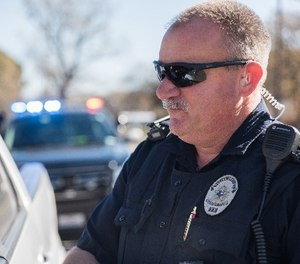 Cops have to do a fair amount of business on the streets and highways; staying safe is a priority.