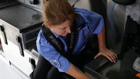 New seat belts allow medics to tend to patients, stay safe