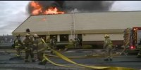 Firefighter safety: Restaurant fire attack