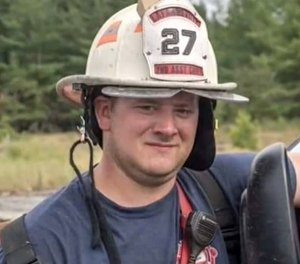 Morse, 21, suffered a medical emergency during training at theNew York State Academy of Fire ScienceonMarch 3.
