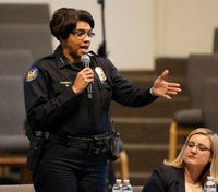 Phoenix police chief promises change amid civil rights claim
