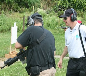 Instructor classes include tips and tricks to help you teach and coach shooters on the range.
