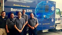 Implementing mobile stroke units: Why proper training and streamlined workflow is crucial to success