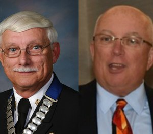 Chief Bill Peterson and Chief John Buckman reflect on their fire career prior to being named IAFC's Fire Chief of the Year.