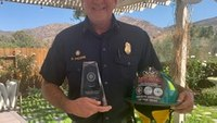 San Diego battalion chief named FDSOA 2020 Chief Sandy Davis Safety Officer of the Year