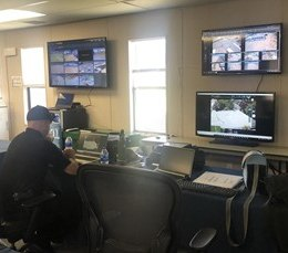 Dejero connectivity solutions enabled SDPD officers and incident commander to monitor live video and access mission critical apps from the Joint Operations Center command post and the SDPD headquarters during the 2021 US Open.
