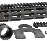 The new handguard features an MSRP ranging from $159.95 to $189.95. (Courtesy photo)