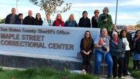 Christmas with San Mateo County Service League, an agency aiding inmate rehabilitation