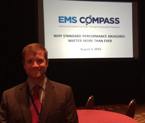 The EMS Compass Initiative announced at the Pinnacle EMS Leadership forum that stroke patient assessment, care and transport are focus of the first four EMS performance measures. (Image Greg Friese)