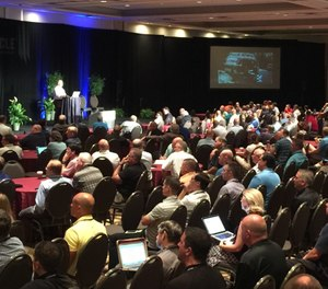 The Pinnacle Leadership conference is an annual gathering for EMS leaders to learn, network and share ideas. (Photo / Fitch & Associates)