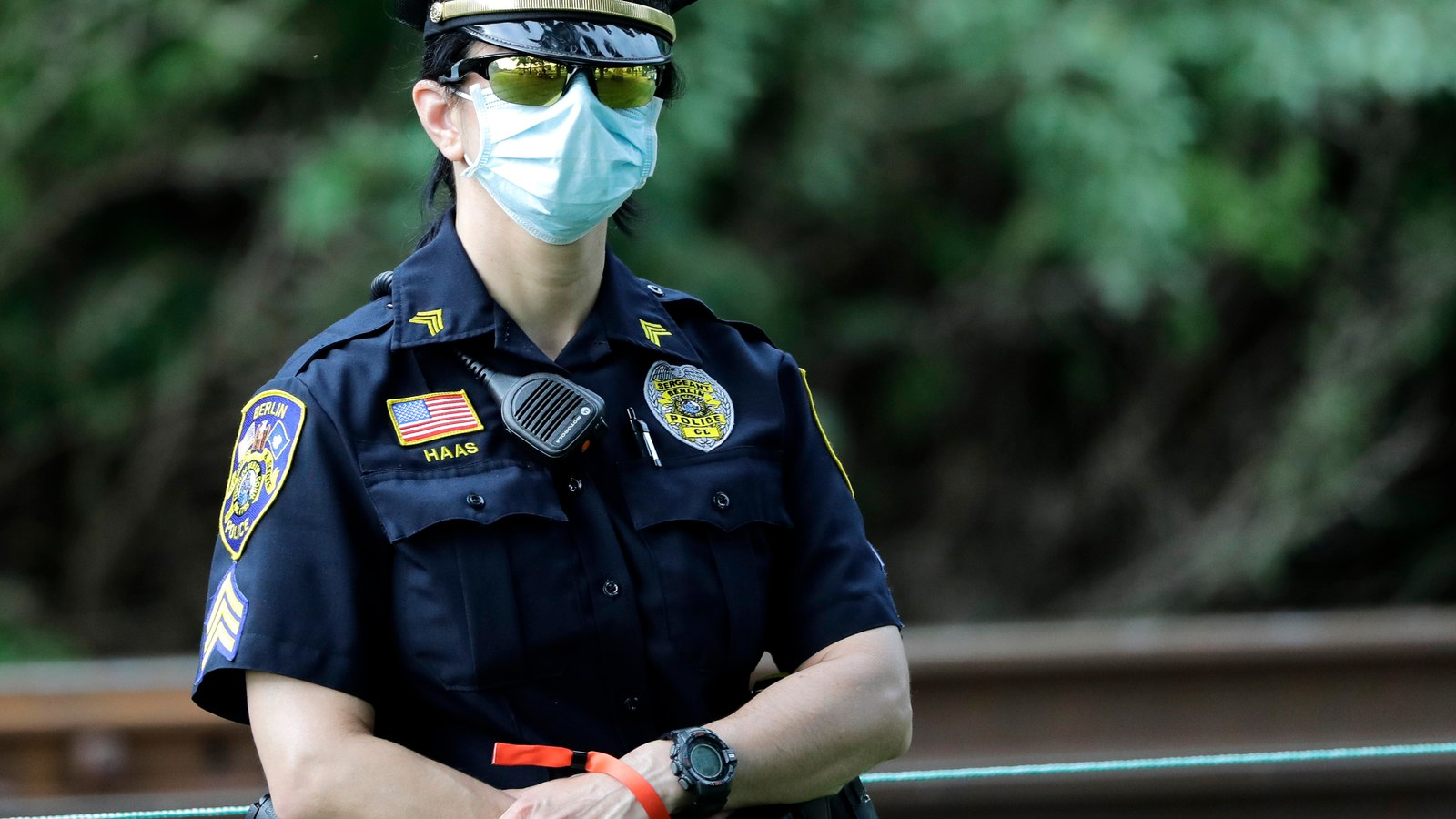 Perceptions of Police Using PPE During the Pandemic