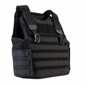 Vel Tye's Hugger Tactical Vest and 3A Armor Model 1 offer both comfort and protection.