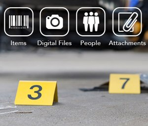 With an integrated evidence management system, images become available to authorized users immediately, enabling officers to get back out on the street and move their investigations forward faster. (Image/QueTel)