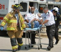 After four decades, a Texas EMT is still eager to answer calls