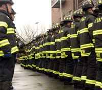 What are the firefighter ranks?