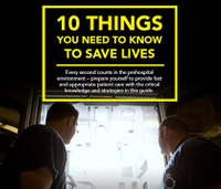 10 things you need to know to save lives (eBook)
