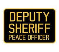 S.C. sheriff's office to add 'peace officer' on deputies' vests
