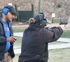 The biggest trend is the lack of training hours and practice rounds fired before the officer's incident. (Photo/NLEFIA)