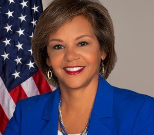 Congresswoman Robin Kelly has called for a matching fund waiver for first responder grants related to COVID-19 and mental health in a letter to House leaders. (Photo/Rep. Robin Kelly, U.S. House of Representatives)