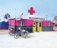 Nev. responders ready mobile hospital for Burning Man