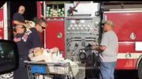 Firefighters can keep cool under verbal attack