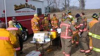 Fire departments kick off Safety Stand Down week focused on 'Rebuilding Rehab'