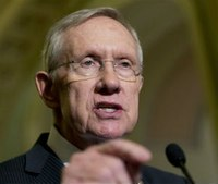 U.S. Senator Reid injured while exercising