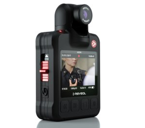 Reveal pioneered the front-facing screen, which displays what the camera is recording in real time and makes the cameras an important tool for de-escalation. (image/Reveal)