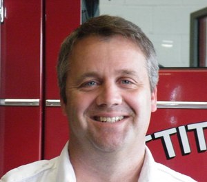 Rich Elliott serves as deputy chief for Kittitas Valley Fire and Rescue in Ellensburg, Washington, an area directly impacted by wildland issues.