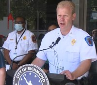 Va. police chief: Rioters blocked firefighters from burning home with child inside