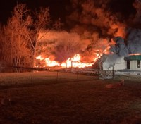 Let it burn: When the risk is too great, firefighters must stand back