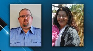 CO Robert McFarland and registered nurse Lorena Schulte were killed during an escape attempt at Anamosa State Penitentiary in March.