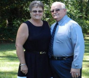 Rogers and his wife, 61, both contracted COVID-19 earlier last month, and were sent home to quarantine after a July 12 trip to the emergency room. (Courtesy photo)