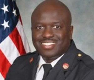 Orlando Fire Department Chief Roderick Williams resigned Thursday after it was determined he and two deputy chiefs discriminated against a female employee. (Photo/OFD)