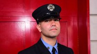 Son of FDNY firefighter killed in Iraq graduates in special six-member probie class