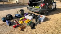 Rig life: What rural cops carry
