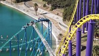 Video: San Antonio firefighters rescue 13 people from SeaWorld roller coaster