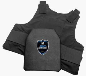 Pictured is the SapiShield Vest Package. (Photo/Unequal/SapiShield)