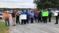 SC Juvenile Justice COs, staff walk off job in protest