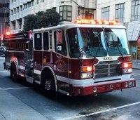 San Francisco rolls out smaller fire trucks