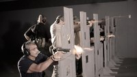 Are officers satisfied with their firearms training? (infographic)