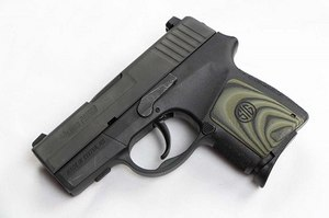 SIG SAUER P290 RS gun (Photo/Wikimedia)