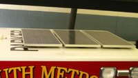 How to solar power an ambulance or fire truck