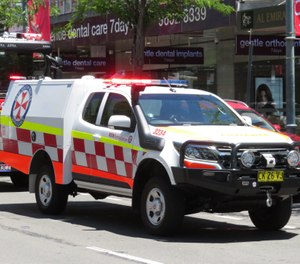 New South Wales Ambulance has reportedly restricted the use of nebulizers and intubation during the COVID-19 pandemic. (Photo/Helitak430 via Wikimedia Commons, CC BY-SA 4.0)