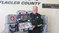 Fla. sheriff's office gets 'high-tech' first aid kits