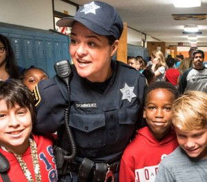 SRO training has long held that a public school is a microcosm of the community and will reflect all the aspects of the community.