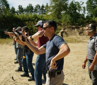 This firearms maker offers expert training for LEOs